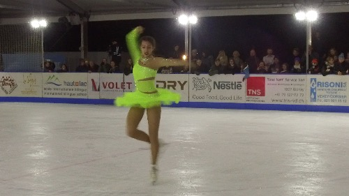 Patinoire 2017